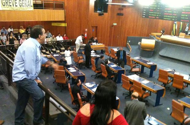 Desafetação de áreas em Goiânia volta a movimentar plenário e galerias da Câmara
