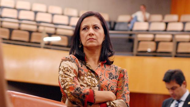 Líder do prefeito na Câmara, Célia Valadão pediu novas vistas do projeto  de reforma administrativa | Foto: Marcello Dantas/Jornal Opção