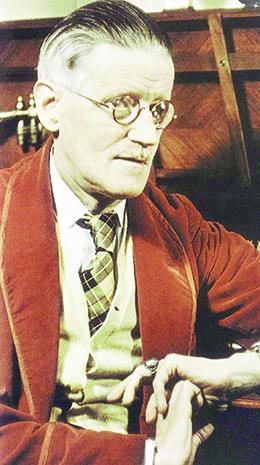 James Joyce, romancista, contista e poeta irlandês, é um dos autores mais importantes do século 20   Foto: Wiképedia Commons