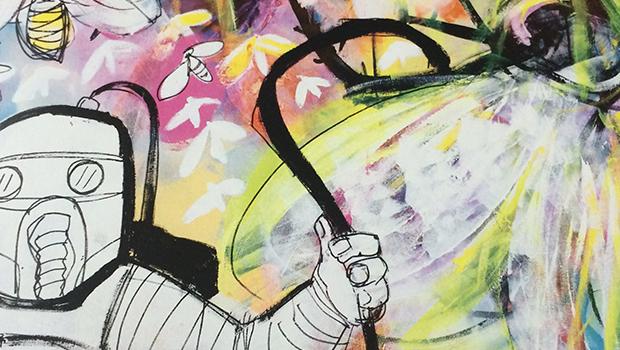 Goiânia recebe exposições dos artistas plásticos regionais Godá e Pitágoras