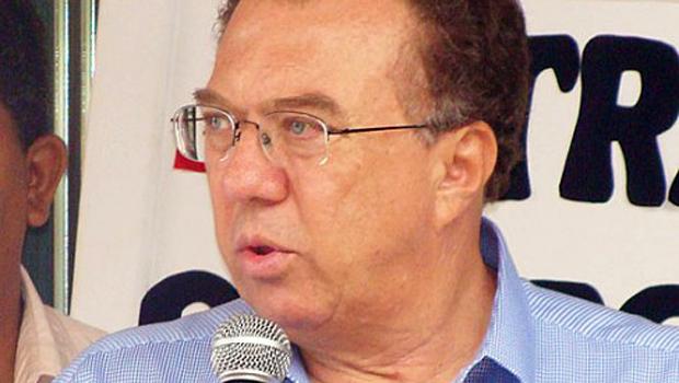 """Frederico Jayme: """"Que tal discutir o Caso Caixego, com todas as suas implicações, e as ações da Delta na Prefeitura de Goiânia?""""   Foto: Arquivo/Correio Goiano"""