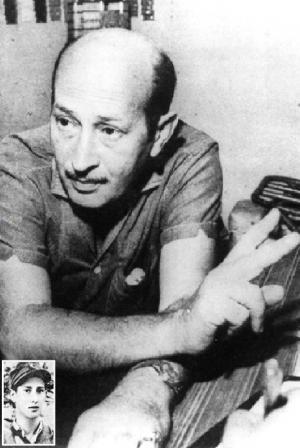 """Stanislaw """"Shlomo"""" Szmajzner, judeu nascido na Polônia, em dois tempos: como partisan russo, ainda adolescente, e, mais tarde, em Goiânia, onde morou durante anos"""