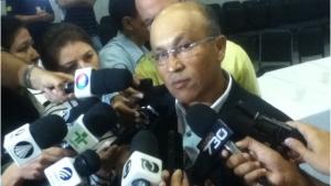 Secretário de Finanças, Jeovalter Correa, que assumiu no lugar de Cairo Peixoto | Foto: Marcello Dantas/Jornal Opção