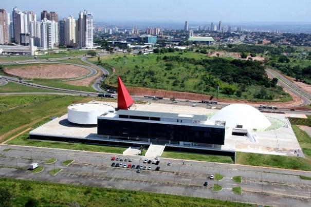 Oscar Niemeyer | Foto: Fernando Leite/Jornal Opção