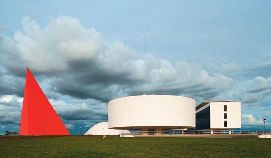 Cinema 3D e biblioteca do Centro Cultural Oscar Niemeyer devem ser inaugurados em outubro