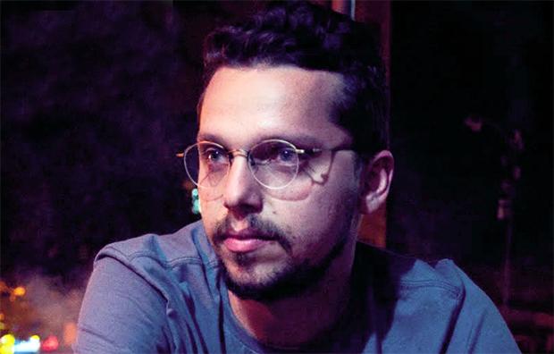 """O criador de """"Julie, Agosto, Setembro"""", Jarleo Barbosa, atua no cinema goiano com reflexão, produção e formação. Foto: Arquivo Pessoal"""