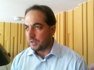 Presidente estadual do PMDB, deputado Samuel Belchior | Foto: Marcello Dantas/Jornal Opção
