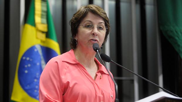 Senadora Ana Rita (PT)   Foto: Moreira Mariz/Agência Senado
