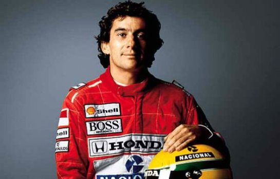 20 anos sem Ayrton Senna