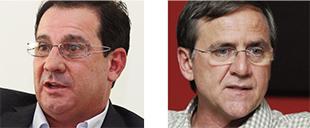 Vanderlan Cardoso e Antônio Gomide: o socialista e o petista seguem no pelotão de trás, mas são gestores competentes