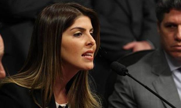 """Andressa Mendonça, esposa de Carlinhos Cachoeira, pode posar para a revista """"Playboy"""""""