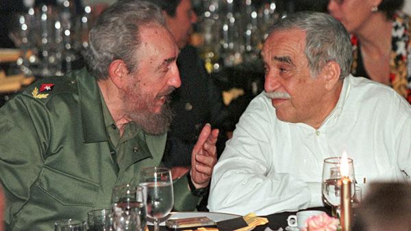 Ensaísta Enrique Krauze diz que Fidel Castro é o ponto cego de García Márquez
