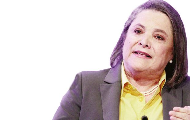 Clara López: candidata a presidente no primeiro turno, ela foi a principal responsável pela entrada de Marcus Vinícius Queiroz na campanha do presidente Juan Manuel Santos / Foto: Mauricio Dueñas Castañeda/EFE