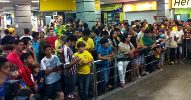 É previsto protesto durante amistoso da Copa do Mundo em Goiânia
