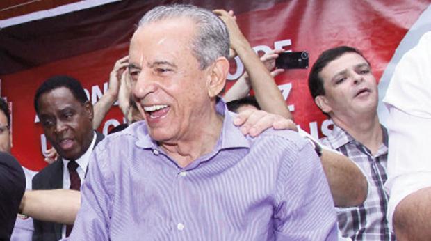 """PMDB """"exigirá"""" que Iris volte atrás e seja candidato em mobilização nesta sexta (8)"""