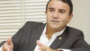 Eduardo Siqueira terá uma força de Sandoval para se eleger deputado estadual | Foto: Fernando Leite/Jornal Opção
