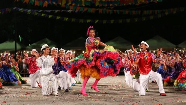 Arraiá do Cerrado começa nesta quarta-feira (11) em Goiânia com show do Falamansa