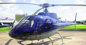 O Helibras Esquilo é um dos helicóptero de maior aceitação no País