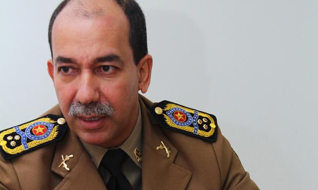 O coronel Edson pode permanecer à frente da Secretaria de Segurança Pública