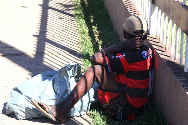 Crack: as condições de vida na calçada do poder