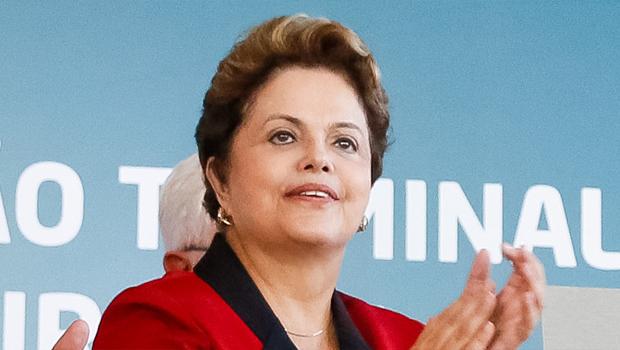 Desde o mês de fevereiro a presidente Dilma caiu 10% nos índices de inteções de voto. Foto: Roberto Stuckert Filho/PR