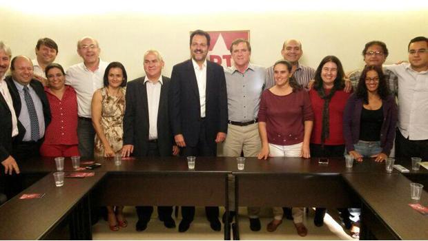 Antônio Gomide e Agnelo Queiroz se reúnem em Goiânia para discutir planos de governo para o entorno do DF