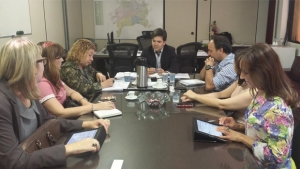 De acordo com os representantes da categoria, ainda não há avanço de fato nas negociações, sendo que as informações passadas por Fernando Machado serão analisadas