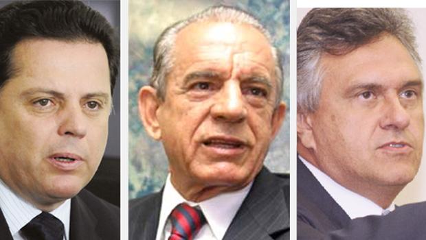 Veja opinião de prefeitos do DEM sobre a reeleição de Marconi e a inédita aliança Caiado-PMDB