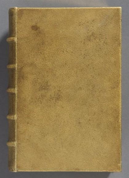 """Capa do livro """"Os Destinos da Alma"""" (""""Des Destinées de l'Ame"""") foi feita com pele humana"""
