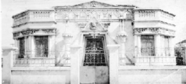 Templo da Loja Maçônica Liberdade e União, do Grande Oriente do Brasil, localizada no Centro de Goiânia | Foto:  Grande Oriente do Estado de Goiás