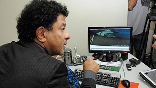 Manoel Borges foi denunciado pelo MPGO, juntamente com Everaldo Vogado da Silva e o escrivão João Ferreira dos Santos. Foto: Demian Duarte/O Hoje