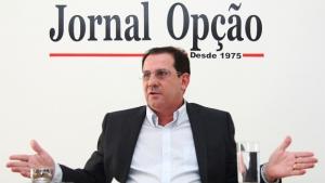 Júnior Friboi pode apoiar Vanderlan Cardoso para governador | Foto: Fernando Leite/Jornal Opção