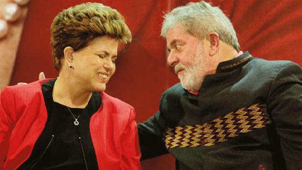 Lula e Dilma Rousseff: petistas não podem ser culpados sozinhos pelo prejuízo que a Copa está dando ao País | Foto: Cristiano Mariz