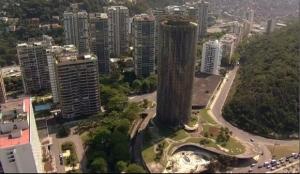 Goianos são acionistas do Hotel Nacional, no bairro de São Conrado, no Rio. Eles pretendem relançar empreendimento até dezembro de 2015. Foto: Reprodução/ Vídeo Rio Cidade Olímpica