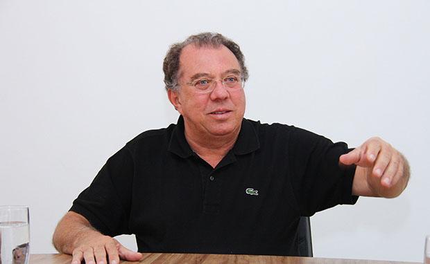 Ex-deputado estadual e um dos coordenadores da campanha de Marconi Perillo, Frederico Jayme