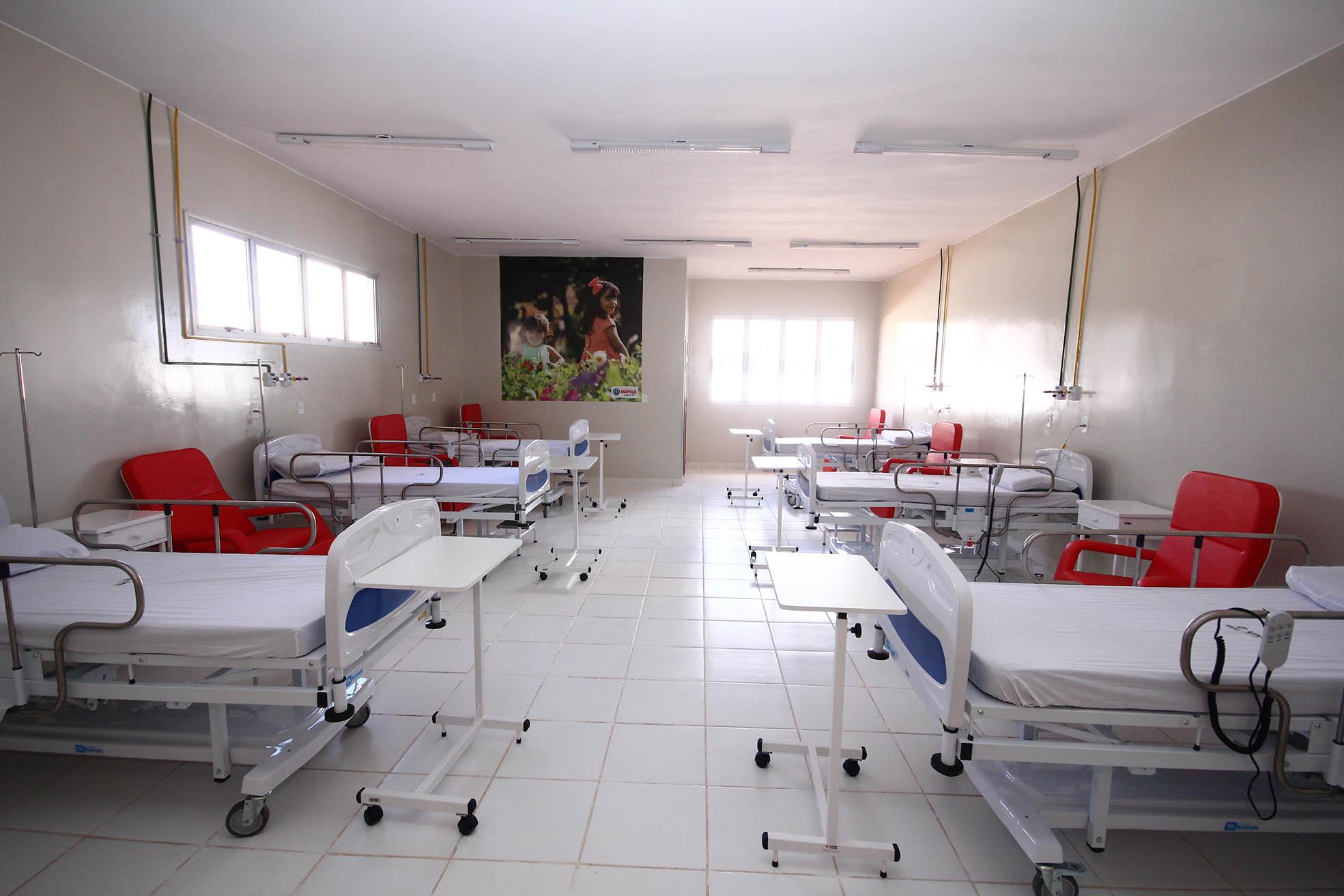 Saúde em mais de 3.000 m²: a partir desta 4ª-feira, UPA disponibiliza atendimento 24h aos anapolinos