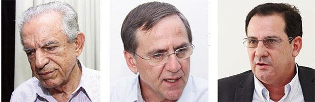 Iris Rezende: 2º colocado, com 28% Antônio Gomide manteve os 7% Vanderlan Cardoso tem 8%