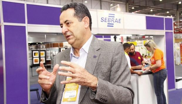 Diretor Wanderson Portugal: na Feira do Empreendedor 2014 o público poderá acompanhar a programação de palestras, oficinas e jogos empresariais   Fernando Leite/Jornal Opção