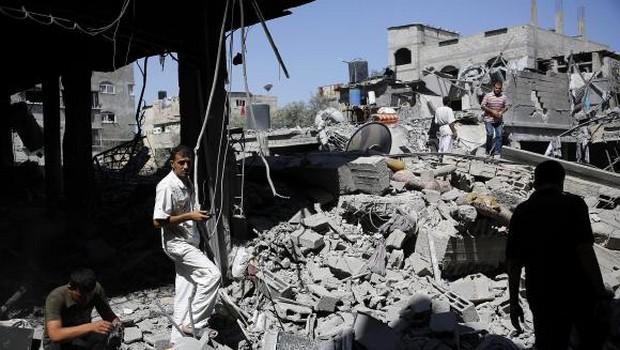 Hamas anunciou que aceita trégua de 24 horas