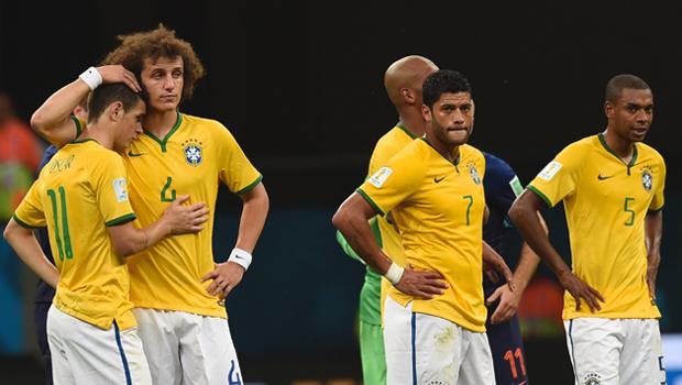 Brasil perde de 3 para a Holanda e encerra participação de forma melancólica