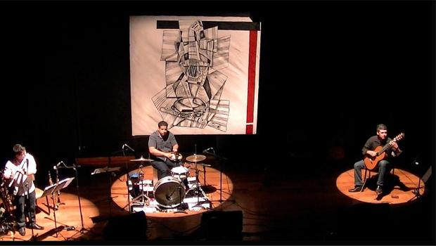 Grupo goiano Brasil in Trio é escalado para se apresentar em festival internacional de música