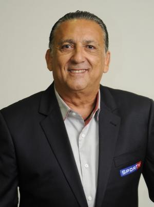 Galvão Bueno: hora de se dedicar a outra função na TV Globo   Foto: Reprodução
