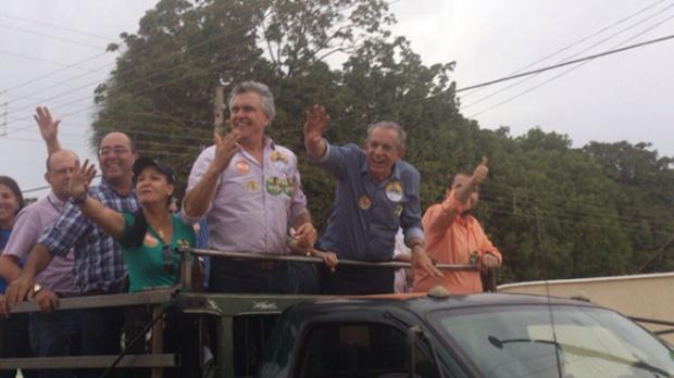 Iris critica presidente Dilma por liberar verbas somente a Marconi, e não a Paulo Garcia