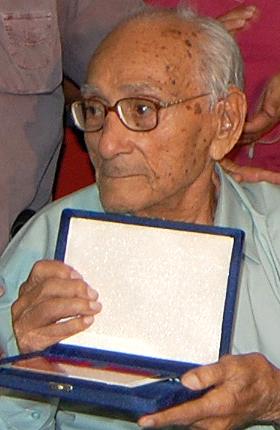 Nascido em Maranguape, no Ceará, Clóvis receberá homenagem em Anápolis | Foto: Reprodução/Prefeitura de Anápolis