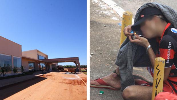 Credeq: O poder público na ferida social das drogas em Goiás