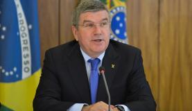 Brasileiros devem se orgulhar do sucesso da Copa, diz presidente do Comitê Olímpico Internacional