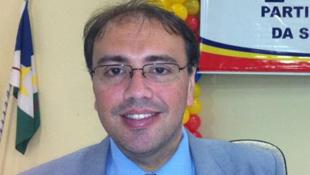 Governador convida presidente nacional do PHS para compor coordenação-geral da campanha