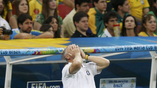 Depois de goleada e quarto lugar, Felipão não é mais técnico da seleção