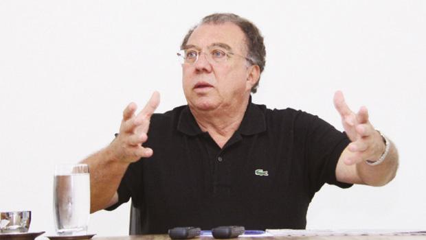 Frederico Jayme não teme expulsão do PMDB, mas diz que terá direito de explicar porque não apoiou Iris