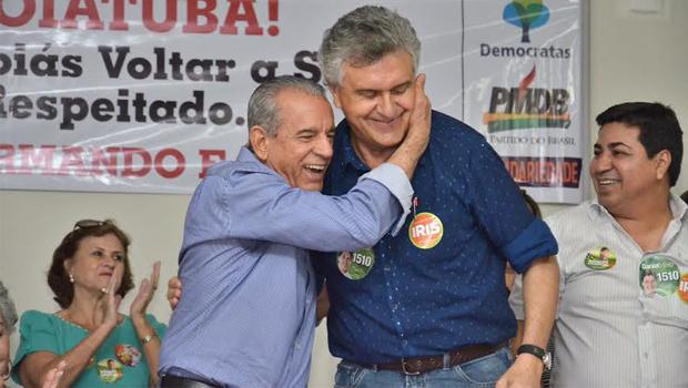 Divisão no PMDB pode levar Caiado a desistir da disputa ao governo em 2018